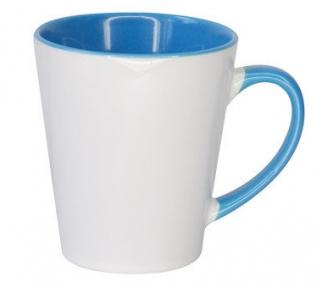 Бело-светло-голубой