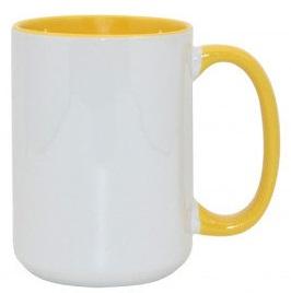Бело-желтый