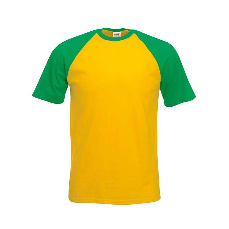Желтый / Яркый зеленый